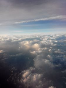 Aerial Sea 02:: The endless Sea of Clouds